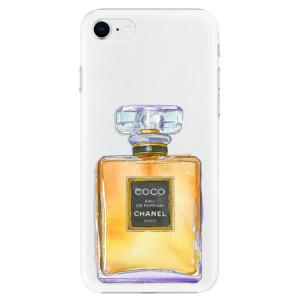 Plastové pouzdro iSaprio - Chanel Gold na mobil Apple iPhone SE 2020