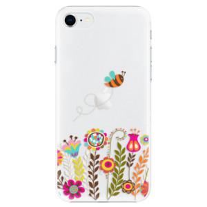Plastové pouzdro iSaprio - Bee 01 na mobil Apple iPhone SE 2020