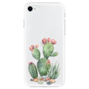 Plastové pouzdro iSaprio - Cacti 01 na mobil Apple iPhone SE 2020