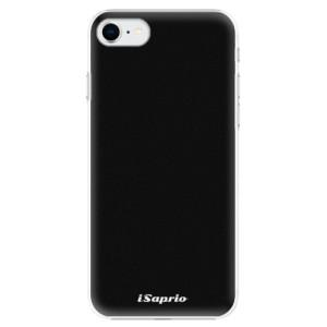 Plastové pouzdro iSaprio - 4Pure - černé na mobil Apple iPhone SE 2020