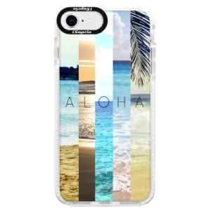 Bytelné silikonové pouzdro Bumper iSaprio - Aloha 02 - na mobil Apple iPhone SE 2020