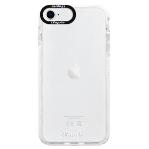 Bytelné silikonové pouzdro Bumper iSaprio - 4Pure - čiré bez potisku - na mobil Apple iPhone SE 2020