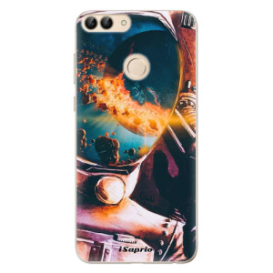 Odolné silikonové pouzdro iSaprio - Astronaut 01 na mobil Huawei P Smart