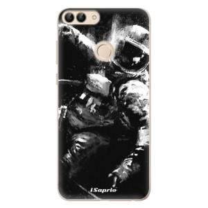 Odolné silikonové pouzdro iSaprio - Astronaut 02 na mobil Huawei P Smart