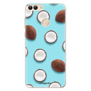 Odolné silikonové pouzdro iSaprio - Coconut 01 na mobil Huawei P Smart