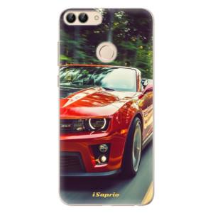 Odolné silikonové pouzdro iSaprio - Chevrolet 02 na mobil Huawei P Smart
