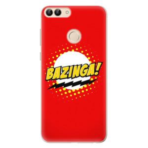 Odolné silikonové pouzdro iSaprio - Bazinga 01 na mobil Huawei P Smart