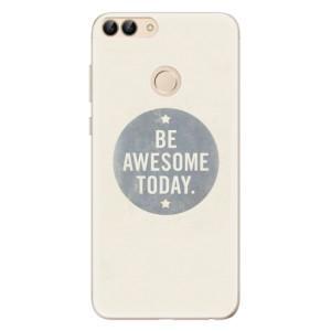 Odolné silikonové pouzdro iSaprio - Awesome 02 na mobil Huawei P Smart