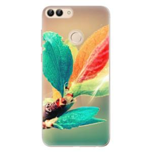 Odolné silikonové pouzdro iSaprio - Autumn 02 na mobil Huawei P Smart