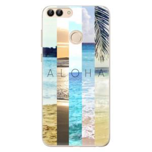 Odolné silikonové pouzdro iSaprio - Aloha 02 na mobil Huawei P Smart