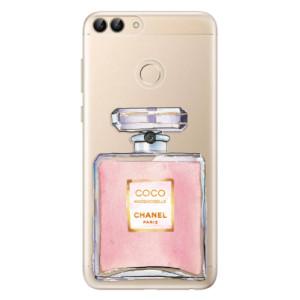 Odolné silikonové pouzdro iSaprio - Chanel Rose na mobil Huawei P Smart