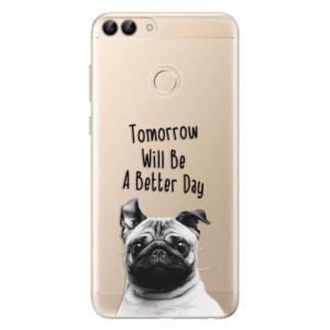 Odolné silikonové pouzdro iSaprio - Better Day 01 na mobil Huawei P Smart