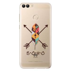 Odolné silikonové pouzdro iSaprio - BOHO na mobil Huawei P Smart
