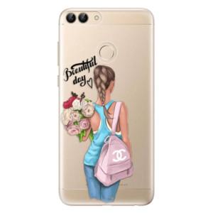 Odolné silikonové pouzdro iSaprio - Beautiful Day na mobil Huawei P Smart