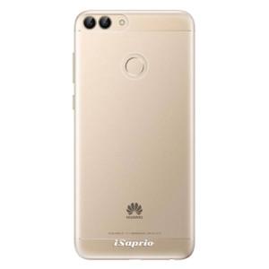 Odolné silikonové pouzdro iSaprio - 4Pure - čiré bez potisku na mobil Huawei P Smart