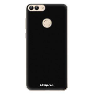 Odolné silikonové pouzdro iSaprio - 4Pure - černé na mobil Huawei P Smart