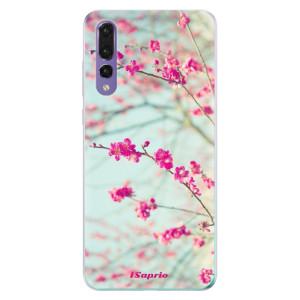 Odolné silikonové pouzdro iSaprio - Blossom 01 na mobil Huawei P20 Pro