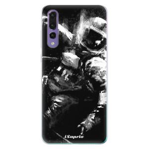 Odolné silikonové pouzdro iSaprio - Astronaut 02 na mobil Huawei P20 Pro