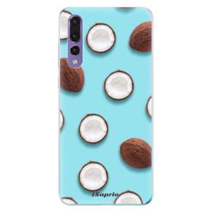 Odolné silikonové pouzdro iSaprio - Coconut 01 na mobil Huawei P20 Pro