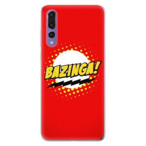 Odolné silikonové pouzdro iSaprio - Bazinga 01 na mobil Huawei P20 Pro