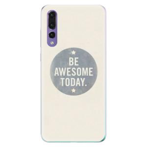 Odolné silikonové pouzdro iSaprio - Awesome 02 na mobil Huawei P20 Pro