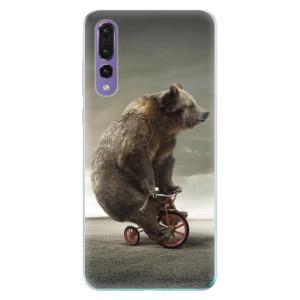 Odolné silikonové pouzdro iSaprio - Bear 01 na mobil Huawei P20 Pro
