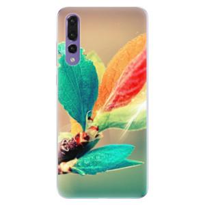 Odolné silikonové pouzdro iSaprio - Autumn 02 na mobil Huawei P20 Pro