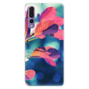 Odolné silikonové pouzdro iSaprio - Autumn 01 na mobil Huawei P20 Pro