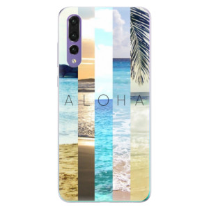 Odolné silikonové pouzdro iSaprio - Aloha 02 na mobil Huawei P20 Pro
