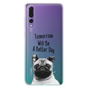 Odolné silikonové pouzdro iSaprio - Better Day 01 na mobil Huawei P20 Pro