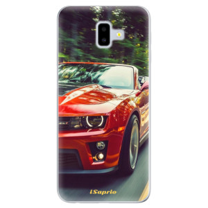 Odolné silikonové pouzdro iSaprio - Chevrolet 02 na mobil Samsung Galaxy J6 Plus