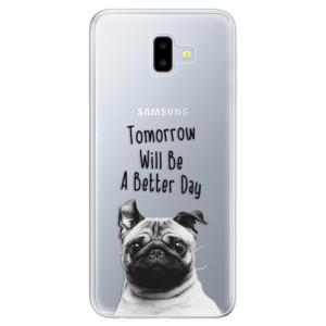 Odolné silikonové pouzdro iSaprio - Better Day 01 na mobil Samsung Galaxy J6 Plus