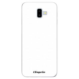 Odolné silikonové pouzdro iSaprio - 4Pure - bílé na mobil Samsung Galaxy J6 Plus
