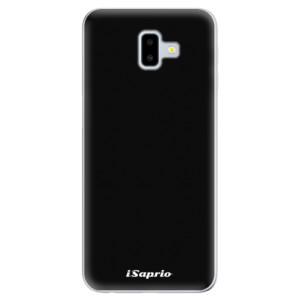 Odolné silikonové pouzdro iSaprio - 4Pure - černé na mobil Samsung Galaxy J6 Plus