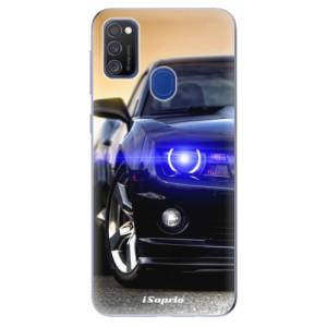 Odolné silikonové pouzdro iSaprio - Chevrolet 01 na mobil Samsung Galaxy M21