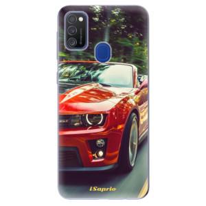 Odolné silikonové pouzdro iSaprio - Chevrolet 02 na mobil Samsung Galaxy M21