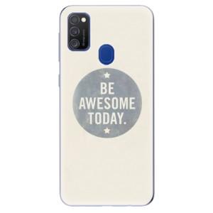 Odolné silikonové pouzdro iSaprio - Awesome 02 na mobil Samsung Galaxy M21