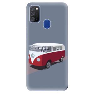 Odolné silikonové pouzdro iSaprio - VW Bus na mobil Samsung Galaxy M21