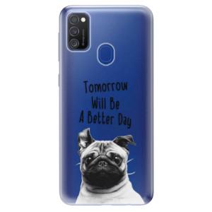 Odolné silikonové pouzdro iSaprio - Better Day 01 na mobil Samsung Galaxy M21