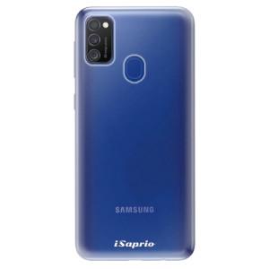 Odolné silikonové pouzdro iSaprio - 4Pure - čiré bez potisku na mobil Samsung Galaxy M21