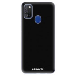Odolné silikonové pouzdro iSaprio - 4Pure - černé na mobil Samsung Galaxy M21
