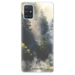 Odolné silikonové pouzdro iSaprio - Forrest 01 na mobil Samsung Galaxy A51 - poslední kousek za tuto cenu