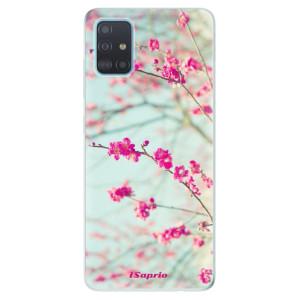 Odolné silikonové pouzdro iSaprio - Blossom 01 na mobil Samsung Galaxy A51