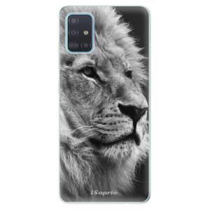 Odolné silikonové pouzdro iSaprio - Lion 10 na mobil Samsung Galaxy A51 - poslední kousek za tuto cenu