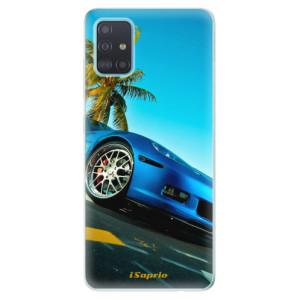Odolné silikonové pouzdro iSaprio - Car 10 na mobil Samsung Galaxy A51