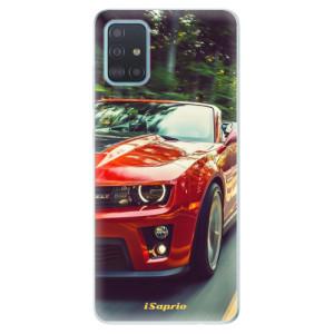 Odolné silikonové pouzdro iSaprio - Chevrolet 02 na mobil Samsung Galaxy A51