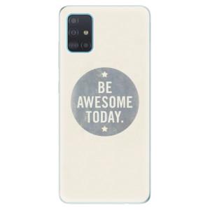 Odolné silikonové pouzdro iSaprio - Awesome 02 na mobil Samsung Galaxy A51