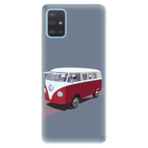 Odolné silikonové pouzdro iSaprio - VW Bus na mobil Samsung Galaxy A51