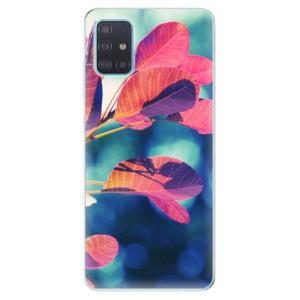 Odolné silikonové pouzdro iSaprio - Autumn 01 na mobil Samsung Galaxy A51