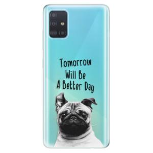 Odolné silikonové pouzdro iSaprio - Better Day 01 na mobil Samsung Galaxy A51